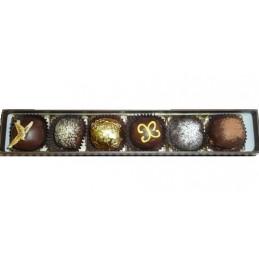 Truffles - Assorted 6 Pieces