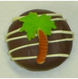 Chocolate Covered Oreo Cookie - Palm Tree