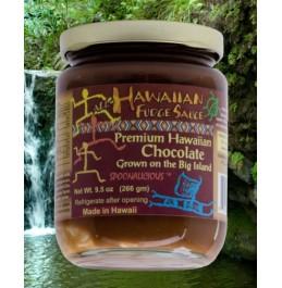 Hawaiian Fudge Sauce - Premium Hawaiian Chocolate